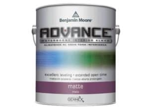 Benjamin Moore ADVANCE Waterborne Interior Alkyd Paint
