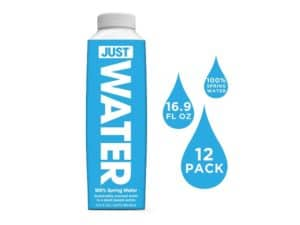 JUST Water Eco-friendly bottled water