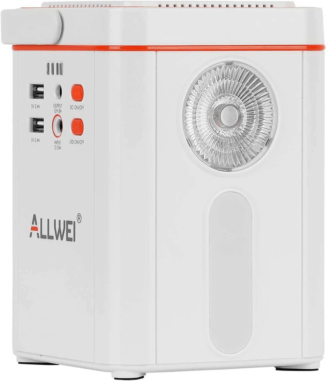 ALLWEI Portable Power Station