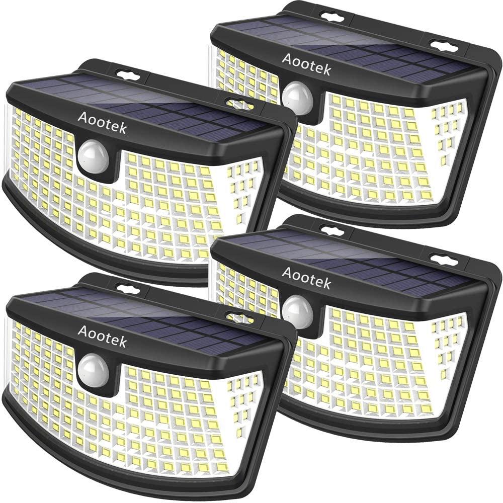 Aootek New Solar Lights