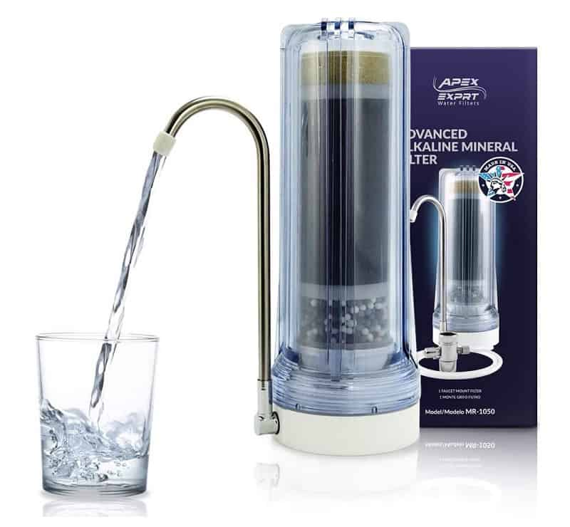 Apex Countertop Drinking Water Filter