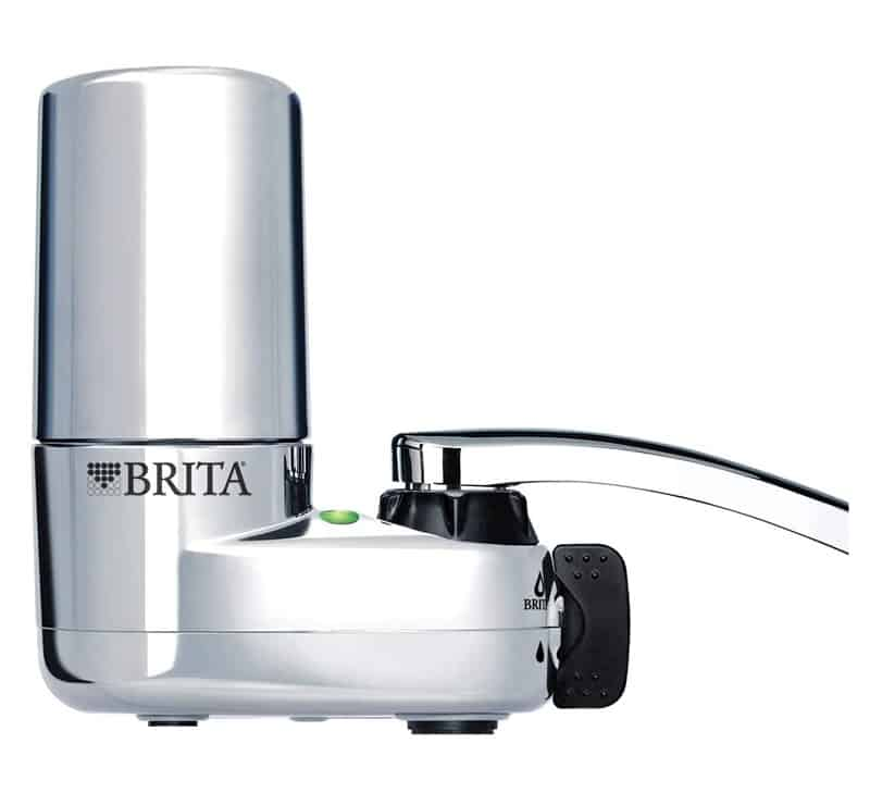Brita 35618 Basic Faucet Water Filter System