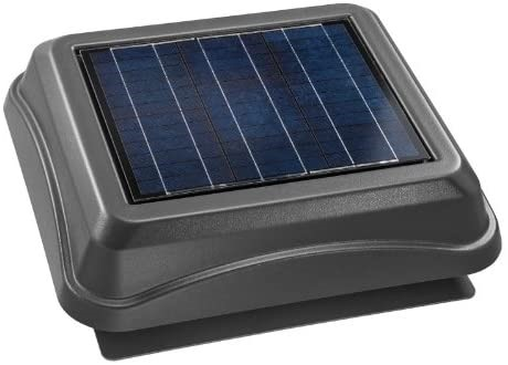 Broan-NuTone 28Watts Solar Powered Attic Ventilator
