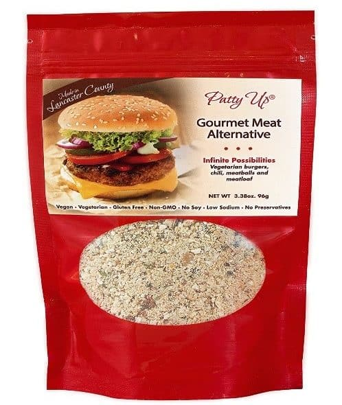 Burris Country Patty Up Vegetarian Burger Mix