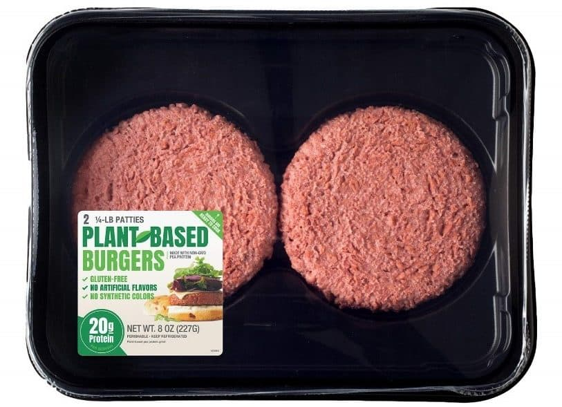 Cargill Plant-Based Burger Patties
