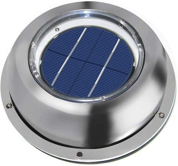 ECO-WORTHY Solar Powered Attic Fan