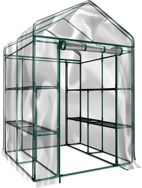 Home Complete HC-4202 Walk-in Greenhouse