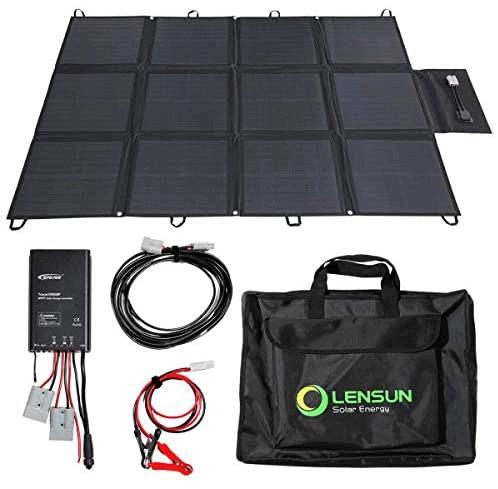 LENSUN Foldable Solar Panel Kit