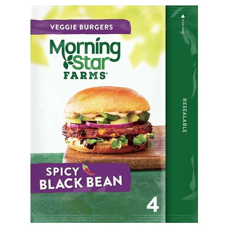 Morning Star Farms Veggie Burger