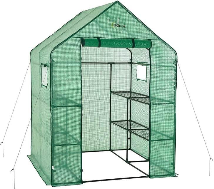 OGrow OG6868-PE Greenhouse