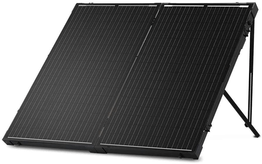 Renogy 200 Watt Monocrystalline Foldable Solar Suitcase