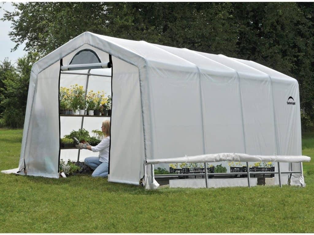 Shelter Logic 10'X20' GrowIT Greenhouse