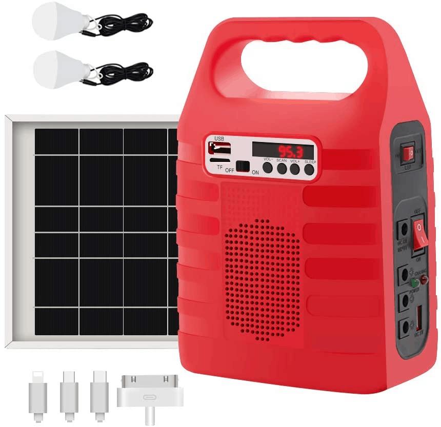 Soyond Solar Generator