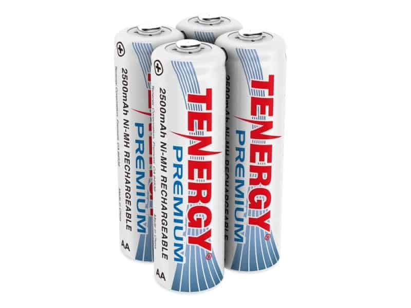 Tenergy Rechargeable Batteries