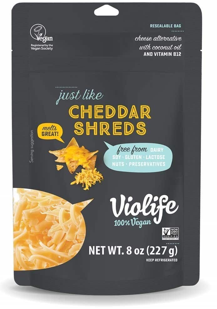 Violife Vegan Cheese Shreds