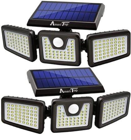 AmeriTop Solar Lights