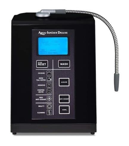 Aqua Ionizer Deluxe Pro
