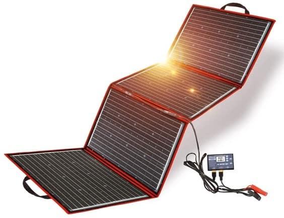 DOKIO 220 Watts Foldable Panel