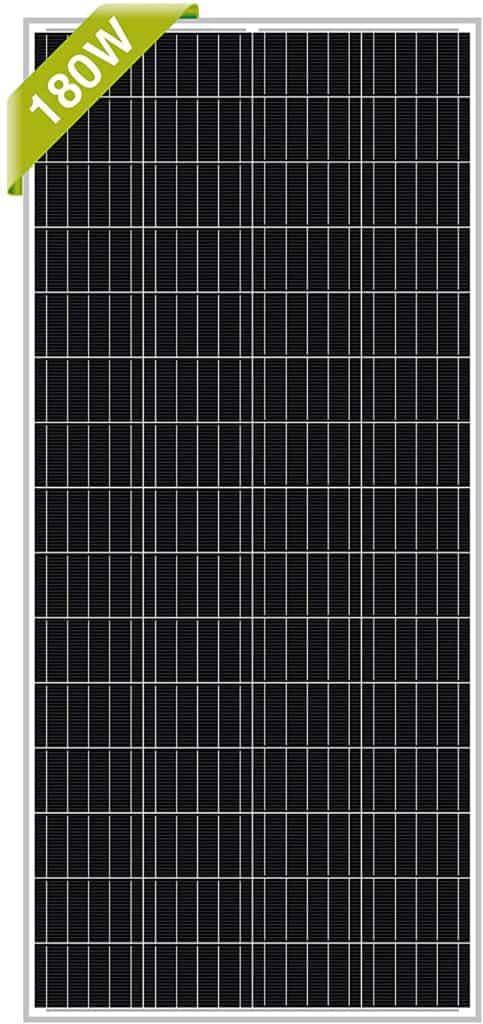 Neopowa 180 Watt Solar Panel