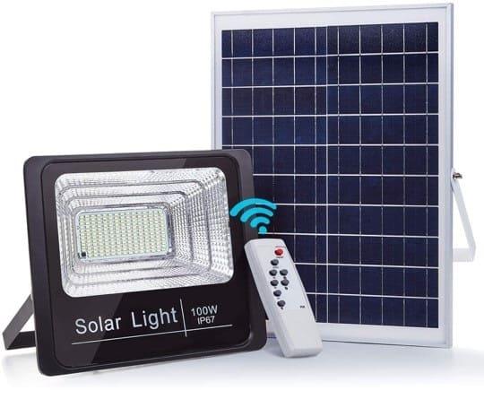 Outdoor Dusk to Dawn Solar Light