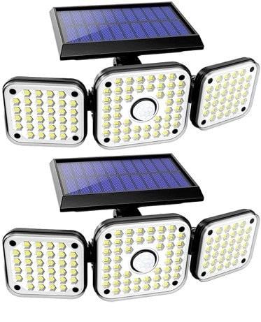 Outdoor Solar Lights 112 LED
