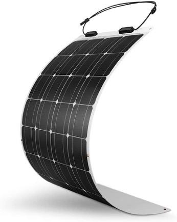 Renergy Extremely Flexible Solar Panel