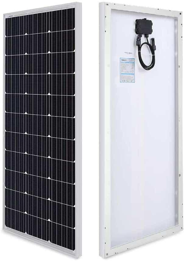 Renogy 100 Watt 12-Volt Panel