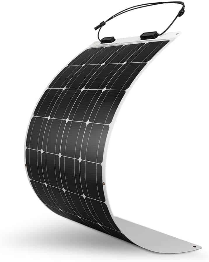 Renogy 100 Watt Extremely Flexible Solar Panel