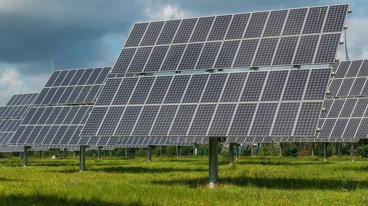 Solar Panels in the Ground