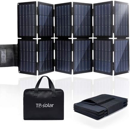 TP-Solar 100W Panel with Bag