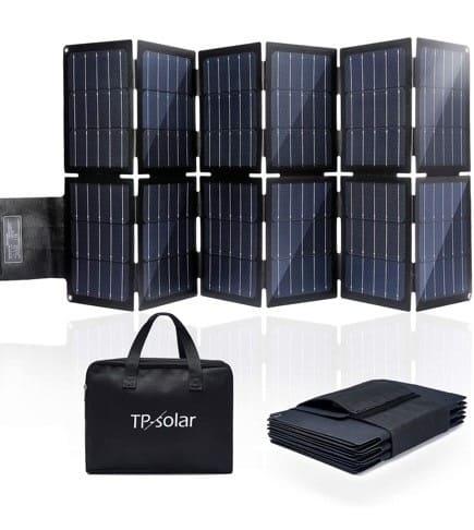 TP-Solar Foldable Solar Panel Kit