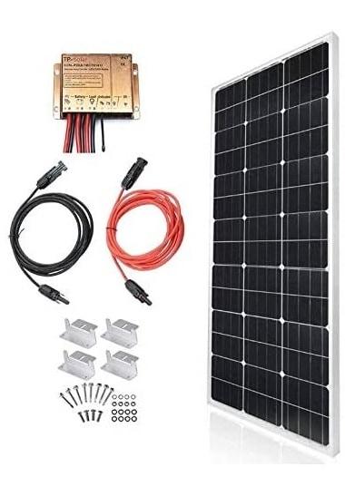 TP-Solar Solar Panel Kit 100W